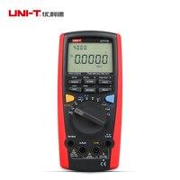 New Uni T Ut71d Intelligent Digital Volt Amp Ohm Capacitance Meter Thermometer free Shipping Atv 250cc free Shipping