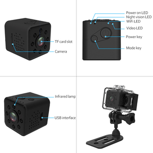 Image 3 - SQ23 HD Wifi Camera Mini Nhỏ Cam 1080P Video Cảm Biến Tầm Nhìn Ban Đêm Máy Quay Micro Camera DVR Máy Quay SQ 23