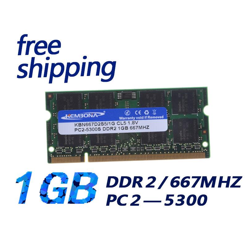 LAPTOP DDR2 1G 667 16chips
