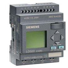 Или б/у 6ED1052-1FB00-0BA6 0BA5 0BA4 0BA3 0BA2 0BA1 логотип simatic! 230RC, 8DI/4DO 115 V/230 V/Реле PLC