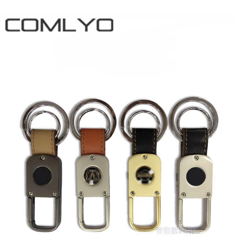 imágenes para COMLYO Llavero de Alarma Bluetooth Anti-perdida Buscador Dominante localizador GPS Navegantes equipaje monedero perro niños rastreador Localizador
