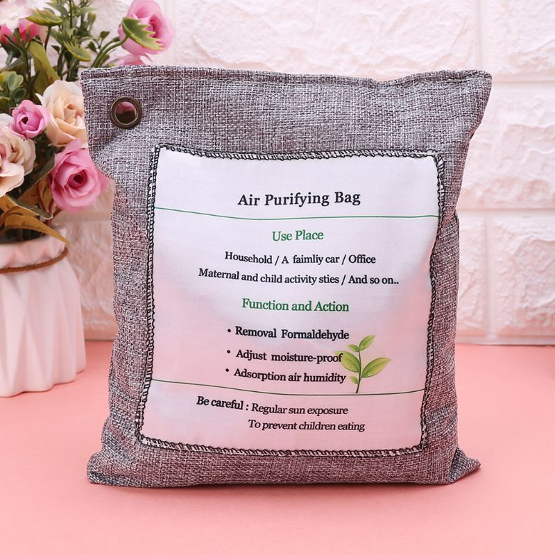 500g Bamboo Charcoal Home Car Air Freshener Purifier Activated Carbon Bag Shoes Deodorant Absorber Purifying Bag500g Bamboo Charcoal Home Car Air Freshener Purifier Activated Carbon Bag Shoes Deodorant Absorber Purifying Bag
