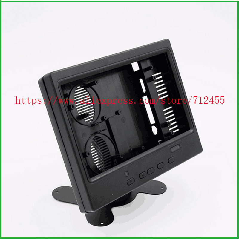 Working Good Plastic Case For 7 Inch At070tn90 800480 Lcd For