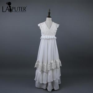 d7985f13d9a5 LAIPUTER Flower Girl Dresses Kids Gowns communion dress
