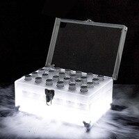 Led бар ночной креативный свет Коктейльная коробка VIP бармен Винный Стеллаж алюминиевая бутылка стеклянная световая коробка бар цвета Лайтб