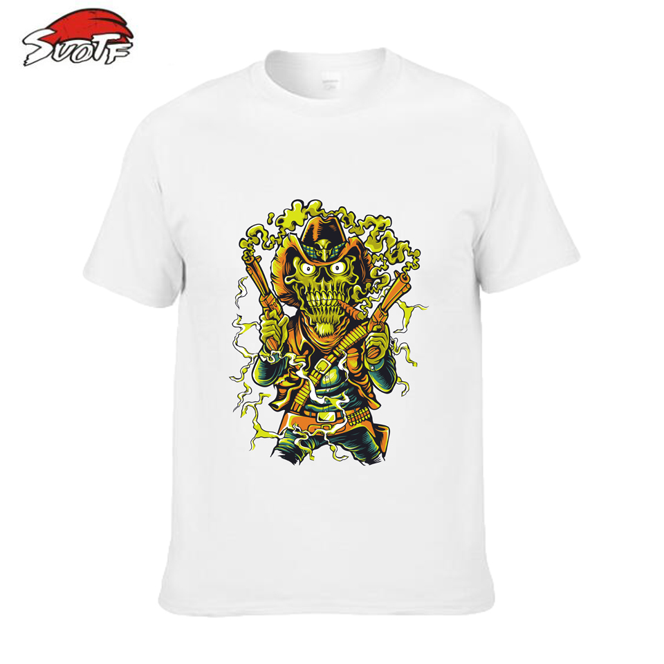 SUOTF Print Pattern Loose Fitness Boxing Combat Short Sleeve Personalized Thai Short Sleeve Sweatshirt Boxing Clothes Mma