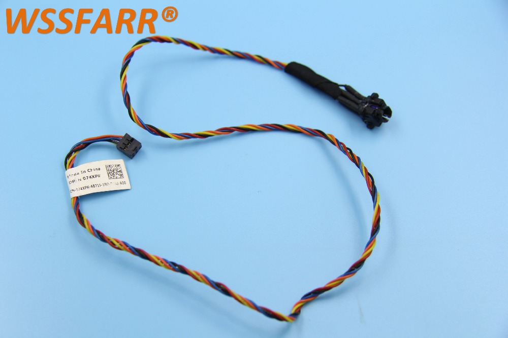 Search For Flights For Dell Optiplex 390 & 3010 Mini Tower 74xpk 074xpk Power Switch Button Cable Relieving Heat And Sunstroke Computer & Office