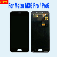 LTPro 5.2High Quality Complete Touch Screen Digitizer LCD Display Assembly For Meizu Pro 6 MX6 Pro M570 Glass Panel Phone Parts