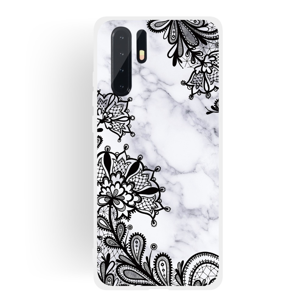 Case For Huawei P30 Pro P20 Lite P10 P Smart 2019 Marble Soft Silicone TPU Phone Cases For Huawei P30 P20 Pro PSmart 2019 Cover  (5)