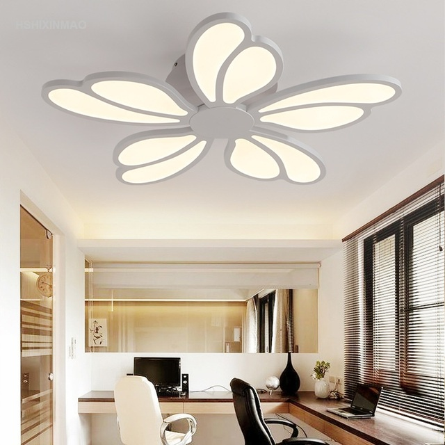Neue led deckenleuchte ultradünne moderne einfache wohnzimmer lampe ...