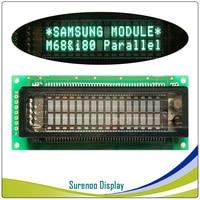 Original and Brand New SAMSUNG 16T202DA1J 1602 162 16X2 VFD Display LCD Module Screen