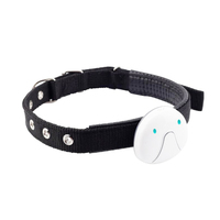 Original GPS Dog Collar Tracker Anti Lost Recording Tracking Tracer GPS Locator Tracing Finder Equipment for Pet Car Kids Track