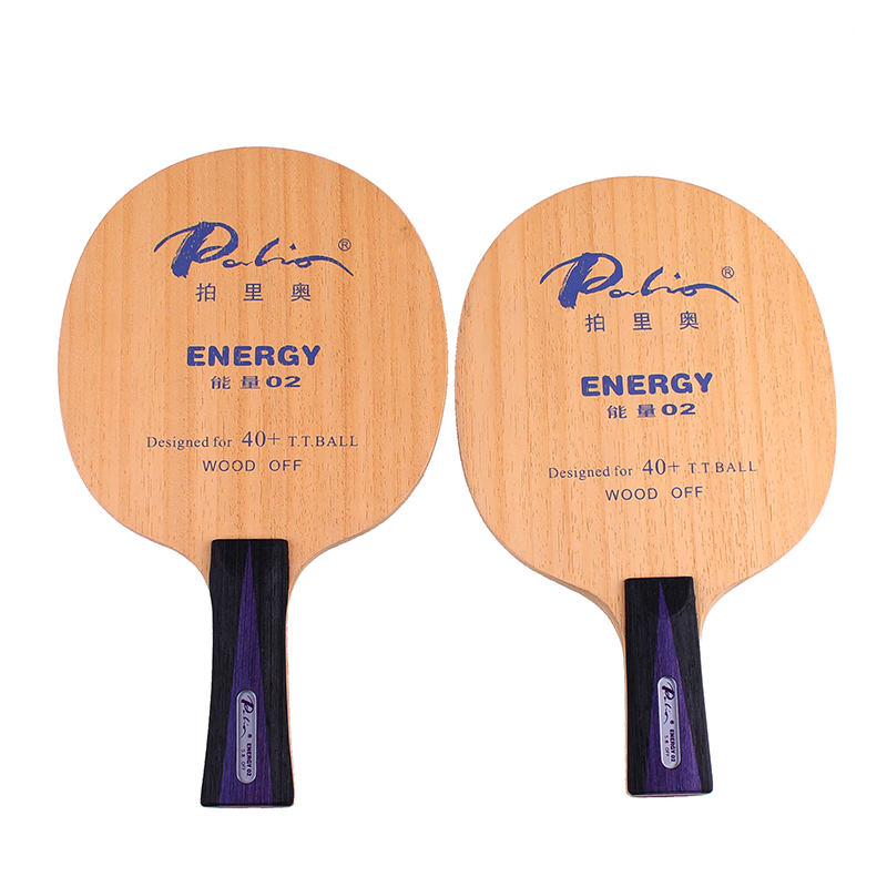 Sports & Entertainment Palio Energy02 Energy 02 Energy-02 Table Tennis Pingpong Blade