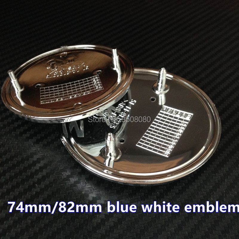 10pcs 82mm 74mm 78mm Blue black White Cheap Emblem Badge Hood Front Rear Trunk Logo For Car Auto m3 m5 X3 X5 E36 E39 E46 1pcs 82mm 74mm blue white emblem badge bonnet hood front rear trunk logo for bmw e46 e39 e38 e90 e60 z3 z4 x3 x5 x6 car styling