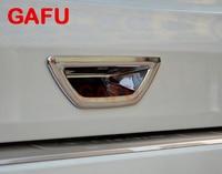 For Nissan X Trail X Trail Xtrail T32 Rogue Car Rear Door Chrome Trunk Tail Door