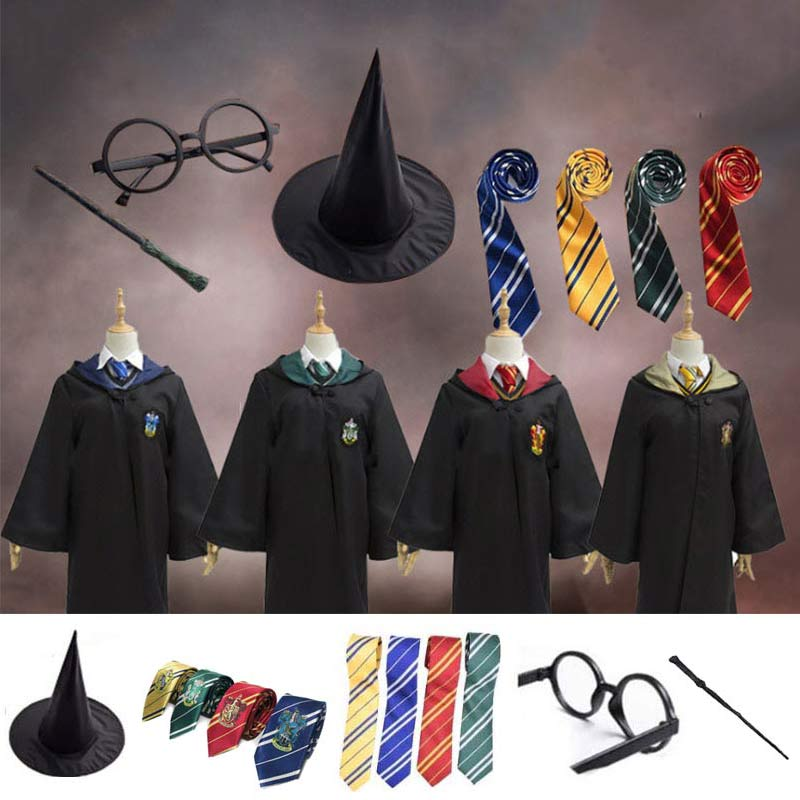 Gryffindor Uniform Hermione Granger Cosplay Costume Adult Version Halloween Party New Gift For Harris Potter(China)