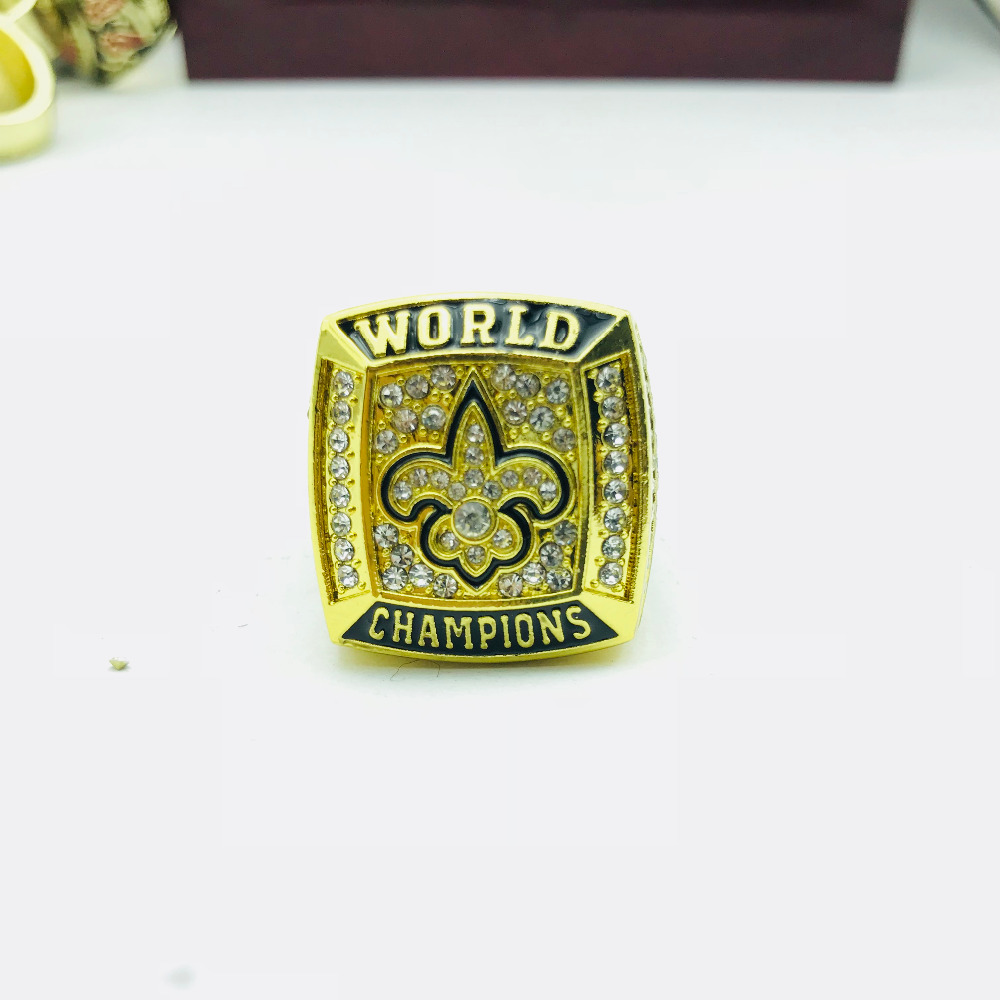 2009 New Orleans Saints world championship ring betfred world championship snooker quarter final table 2