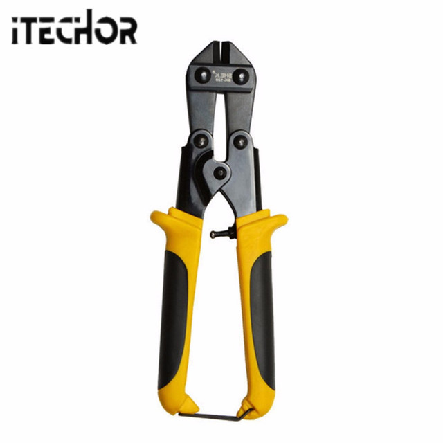 iTECHOR 8 inch 20CM Professional Mini Seel Wire Bolt Pliers ...