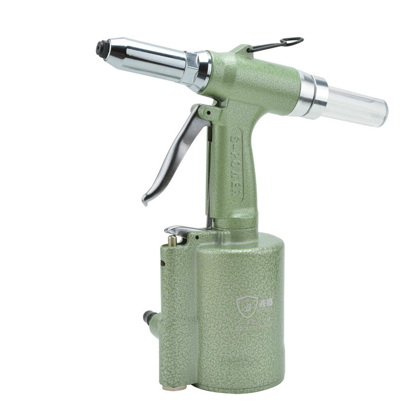 цена на Pneumatic nail gun pull hydraulic pull nail clamp stainless steel rivets machine riveter three claw BD-4823
