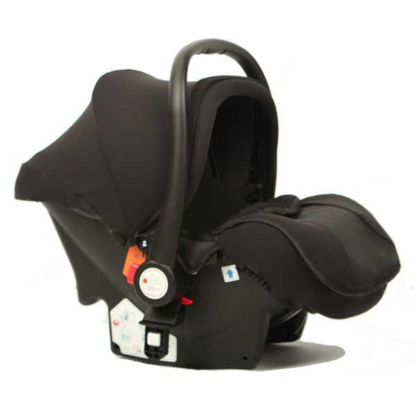 Wisesonle carrinho de bebê 2 em 1 carrinho de criança deitado ou umedecimento dobrável peso leve dois lados criança quatro estações rússia shippin livre