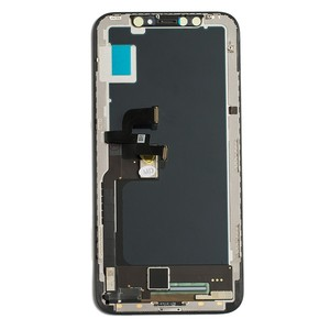 Image 4 - TFT y OLED Lcd para iphone X de Apple pantalla lcd pantalla táctil digitalizador reemplazo montaje piezas de repuesto negro