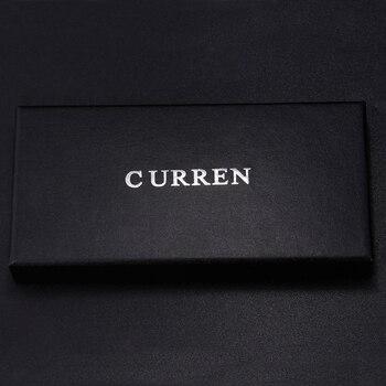 CURREN gift box wristwatch Box for Watch original Watch Box дамски часовници розово злато