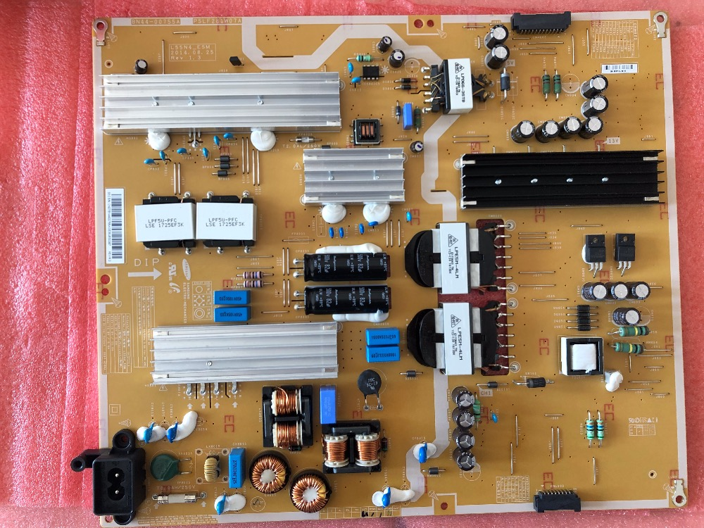 New Original For Samsung UA50HU7000J Power Board UA55HU7000J Power Board BN44-00755A FSLF281W07A L55N4-ESM