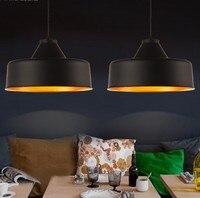 Nordic Loft Stijl Edison Industriële Droplight Vintage Hanglamp Armaturen Voor Eetkamer Art Opknoping Licht Home Verlichting