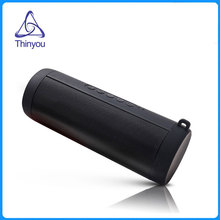 Thinyou FM HIFI Bluetooth Speaker Portable Wireless TF card LED Stereo Loudspeakers Bass Sound Box Outdoor Bicycle Flashlight