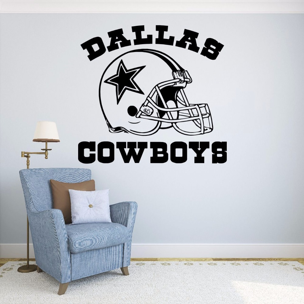 Sports Wall Decal Removable Wallpaper For Room Decor