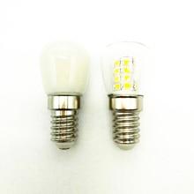 E14 3 Вт светодиодные лампы AC220-240V 360 градусов Освещение Водонепроницаемый светодиодные лампы 2835smd 26 светодиодов теплый/холодный белый цвет; Бесплатная доставка