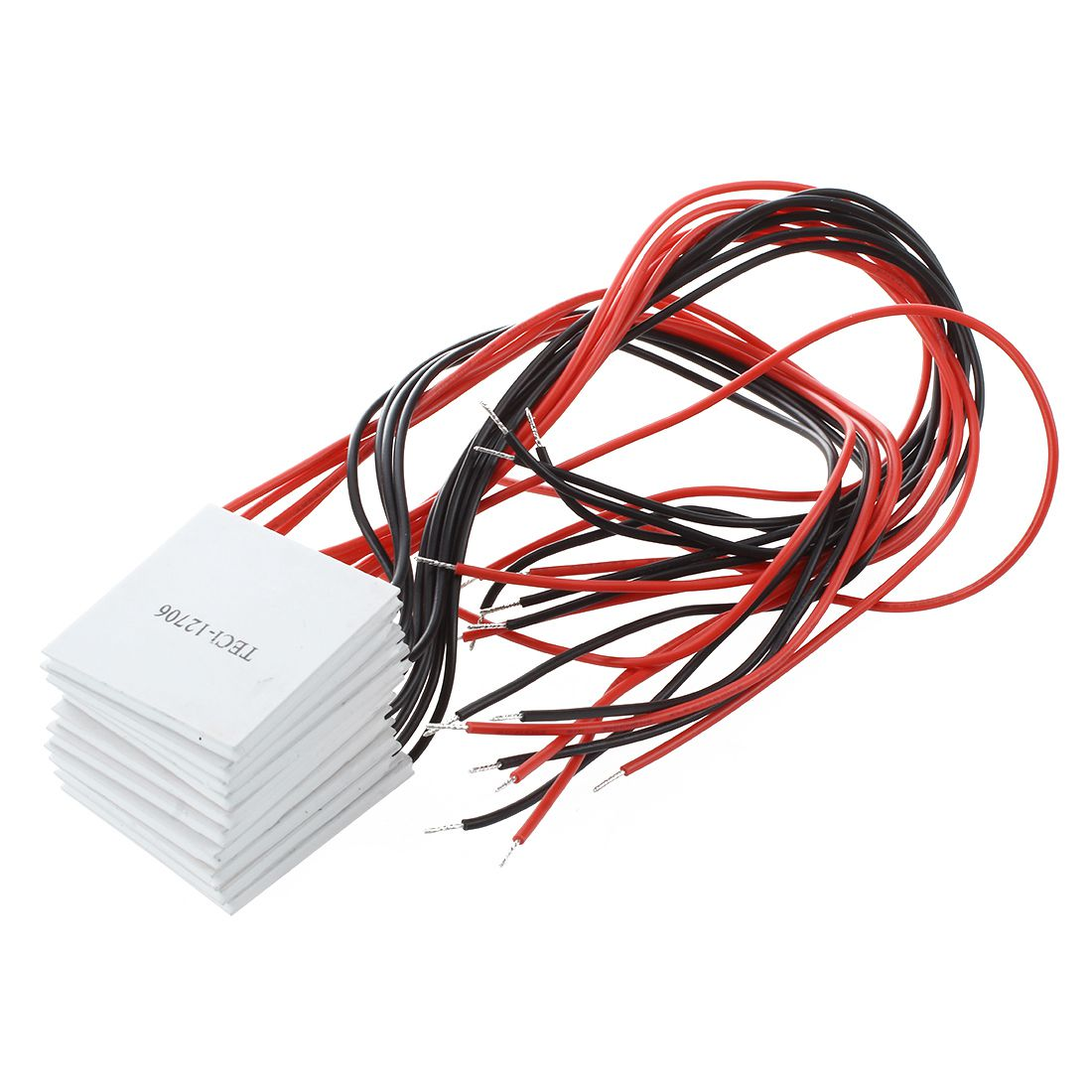 HOT-10 pcs TEC1-12706 Cooler Peltier Effect Thermoelectric Module 12V 60W 72W