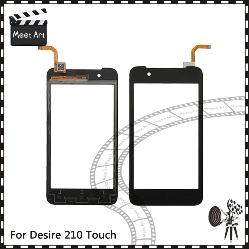Replacement High Quality 4.0 For HTC Desire 210 Dual SIM Touch Screen Digitizer Sensor Outer Glass Lens Panel