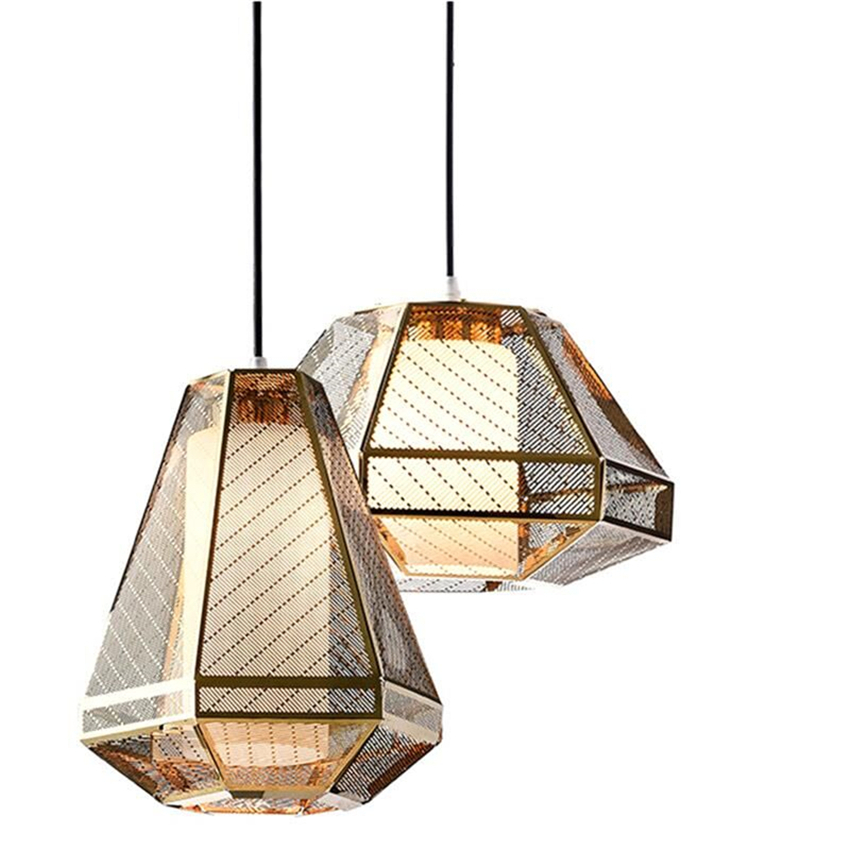 Nordic Stainless Steel Restaurant Chandelier Bedroom Living Room Interior Pendant Lamps Lights Hotel Lobby Hanging Lighting DecoNordic Stainless Steel Restaurant Chandelier Bedroom Living Room Interior Pendant Lamps Lights Hotel Lobby Hanging Lighting Deco