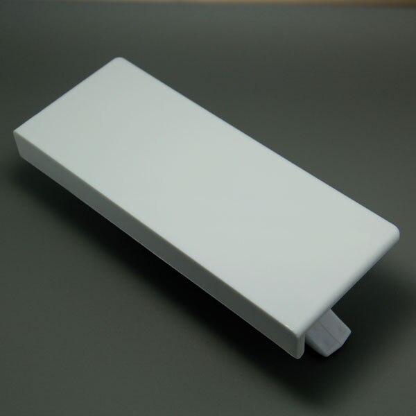 Acheter (6 pcs/lot) Livraison gratuite FDA de Haute Qualité En Plastique Glaçage Polisseuse avec protection Soufflé Bord de icing fiable fournisseurs