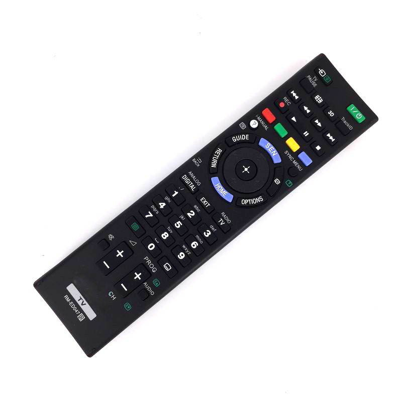 NEW Remote Control For Sony TV RM-ED047 FOR SONY