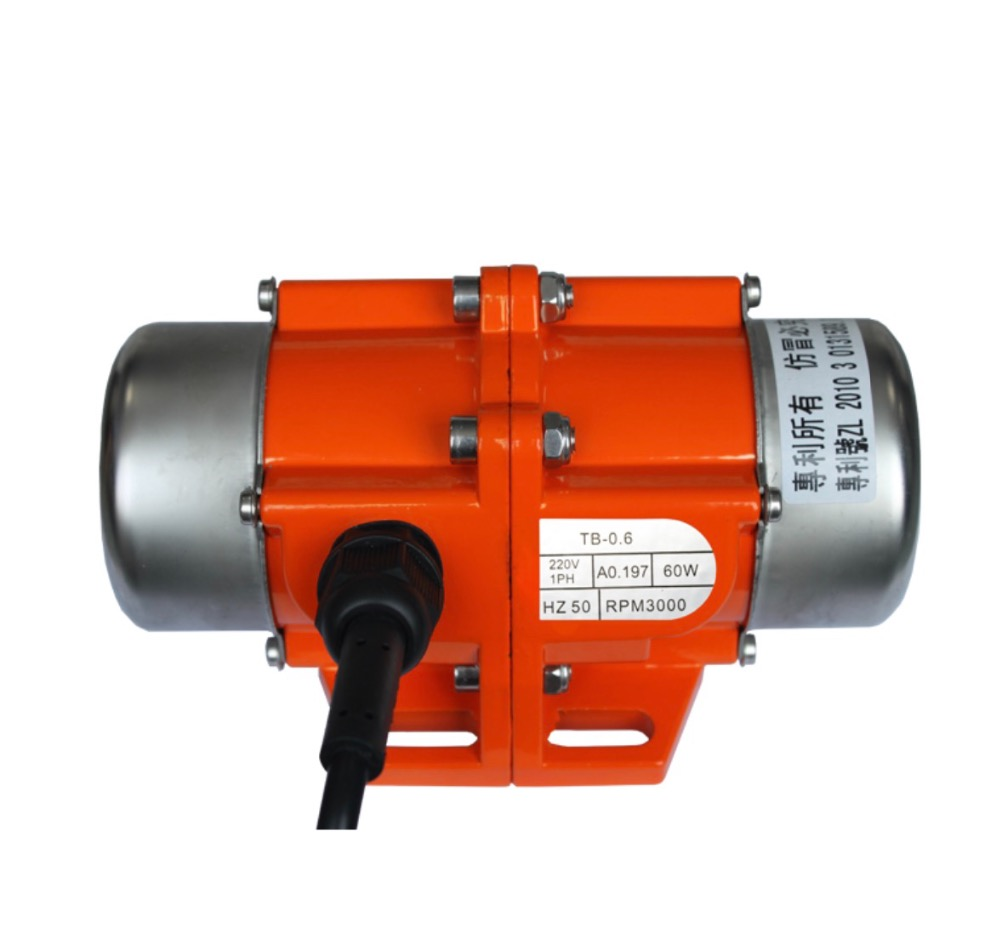PUTA 200W Horizontal Industrial Vibration Motors Small High Speed Electric Motors