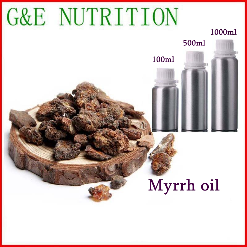100% Pure Plants Extracts Myrrh Oil Professional Supplier in bulk multiple norm product free shipping 3 packs 75% hca garcinia extracts slim product