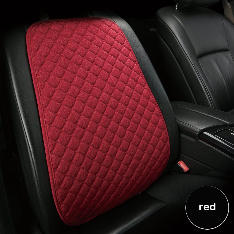 Linen Car Seat Cover Protector Linen Front Seat Back Cover 10