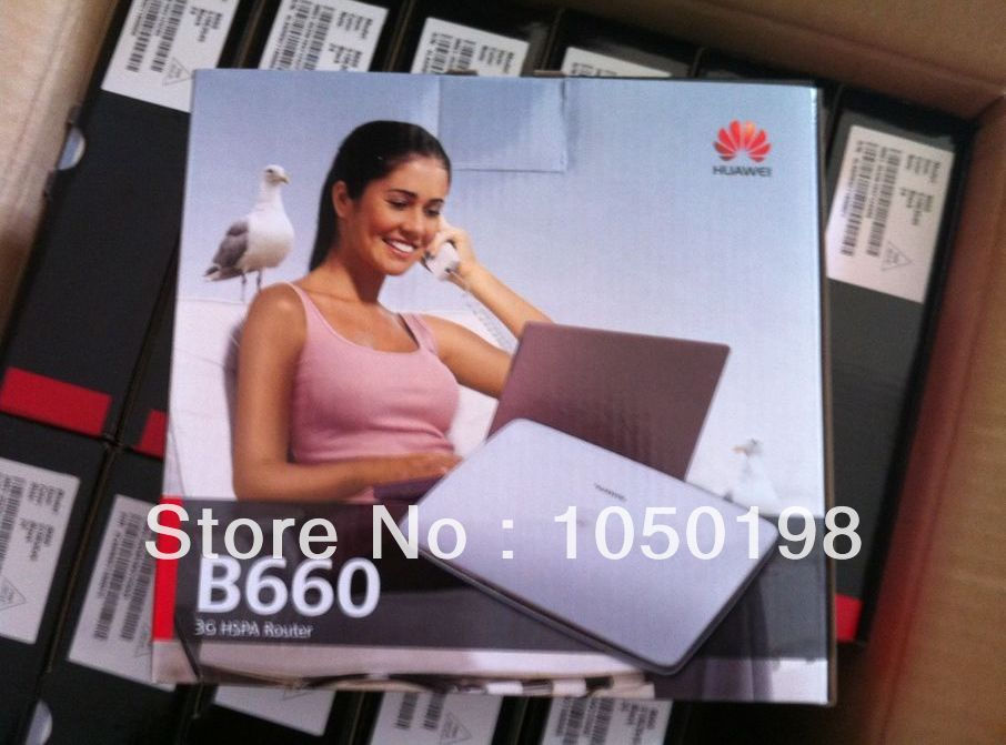 Huawei B660 3G wireless gateway router vodafone huawei hg556a adsl2 3g wireless voip router
