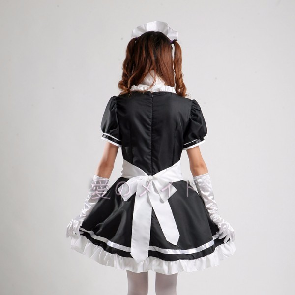 DB23978 sissy maid uniform-11