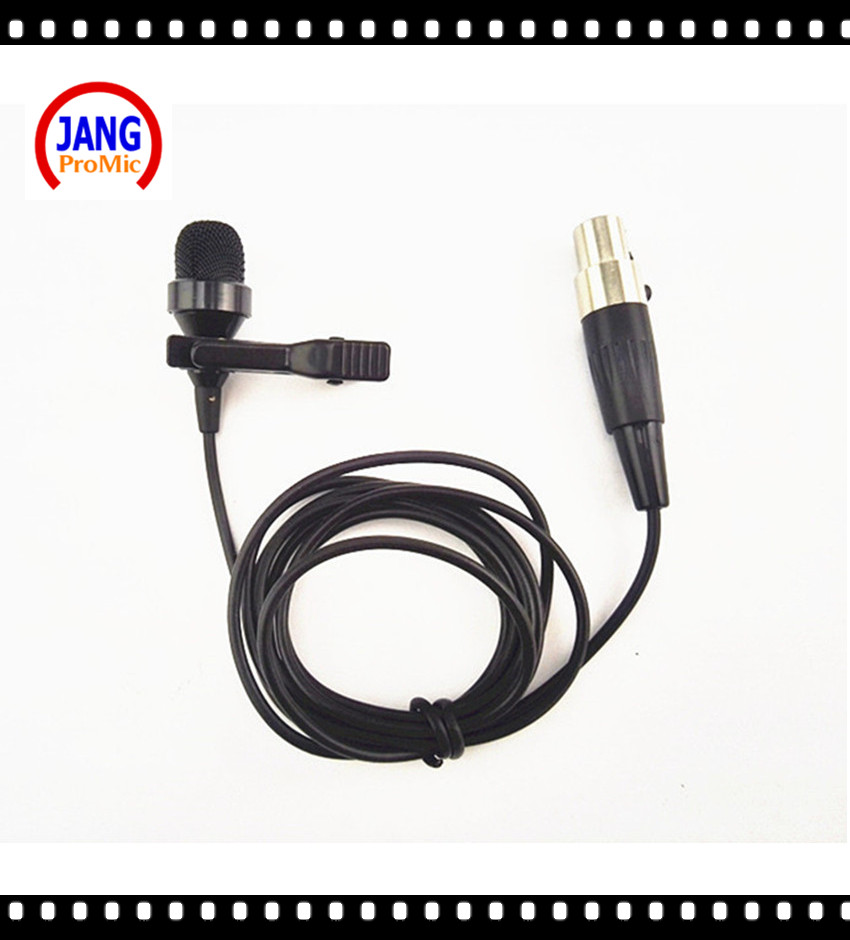 Professional 2 Pics Headset Host Microphone Earclip Microfone Condenser For Shure Wireless Transmitter Xlr Mini 4pin Mickrofon Selected Material Consumer Electronics
