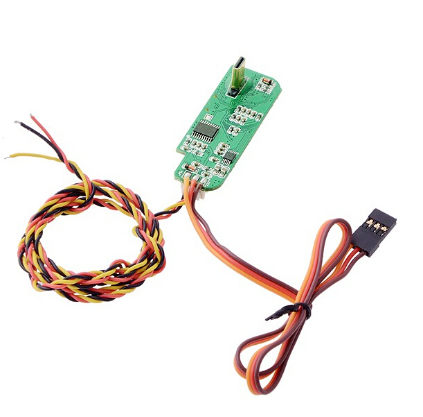 Micro HDMI to AV Analog Signal Converter WITH Shutter for ASonyaA5000/A6000 FPV Aerial Photography
