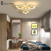 Best Modern Led Crystal Chandeliers For Living Room Bedroom Acrylic Crystal Chandelier Lights Home Lighting Fixtures AC110-260V.