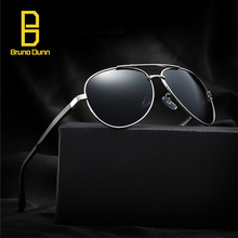 Sunglasses 2017 Man Polarized Driving Sunglases For Male Pilot Sun Glases Brand Designer Oculos Aviador Polarizado Masculino(China)