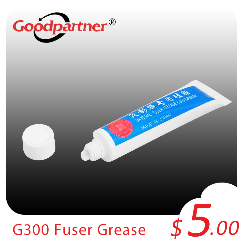 Premium G300 FUSER GREASE Oil Silicone Fuser Film Sleeve Grease for HP Canon Copier Printer