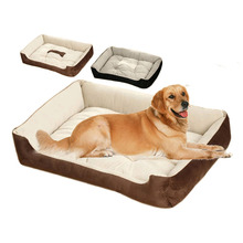 large dog bed warm winter dog beds for large dogs kennel pet cat bed house mat
