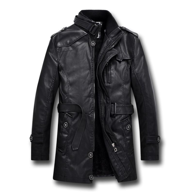 Winter Pilot Jacket Mens Plus Size 6XL 7XL 8XL Windbreaker Bomber Jacket Male College Warm Coat