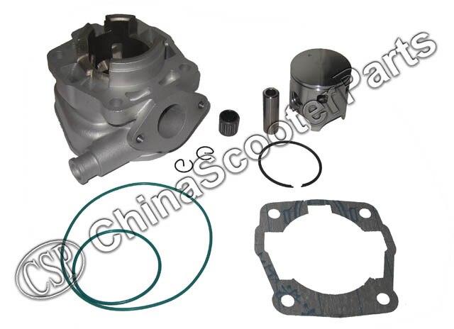 Performance 45mm Big Bore kit For KTM 50CC to 65CC Cylinder Piston Ring Gasket Kit For KTM 50 SX Pro Junior Senior