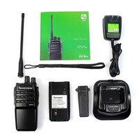DHL Free Shipping 10pcs Quansheng DP9000 DPMR Digital Walkie Talkie UHF 400 470MHz 16 CH 5W VOX TOT DTMF Digital & Analog Radio